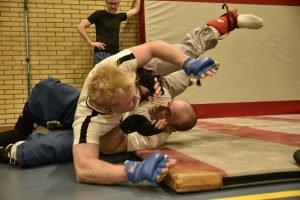 vechtsport Apeldoorn